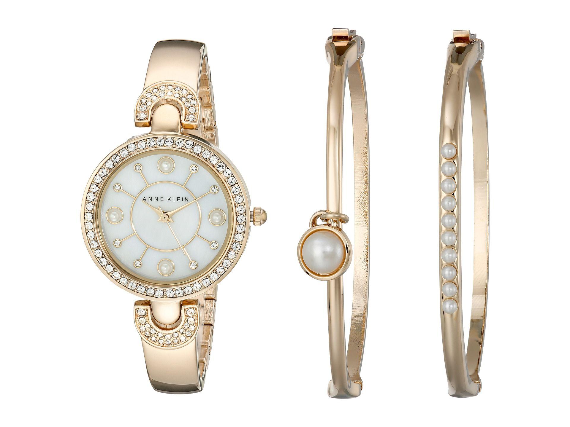 Đồng hồ Anne Klein lôi cuốn và tinh tế chắc chắn sẽ khiến bạn không thể rời mắt.