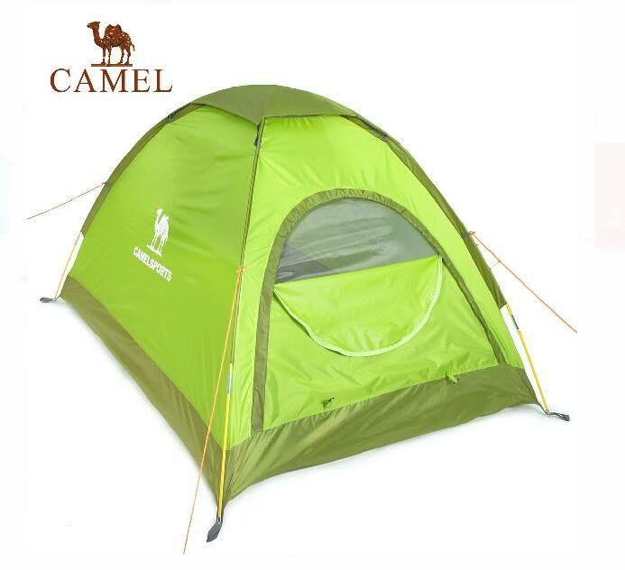 Lều cắm trại 2 người Camel Sports vải polyester 3