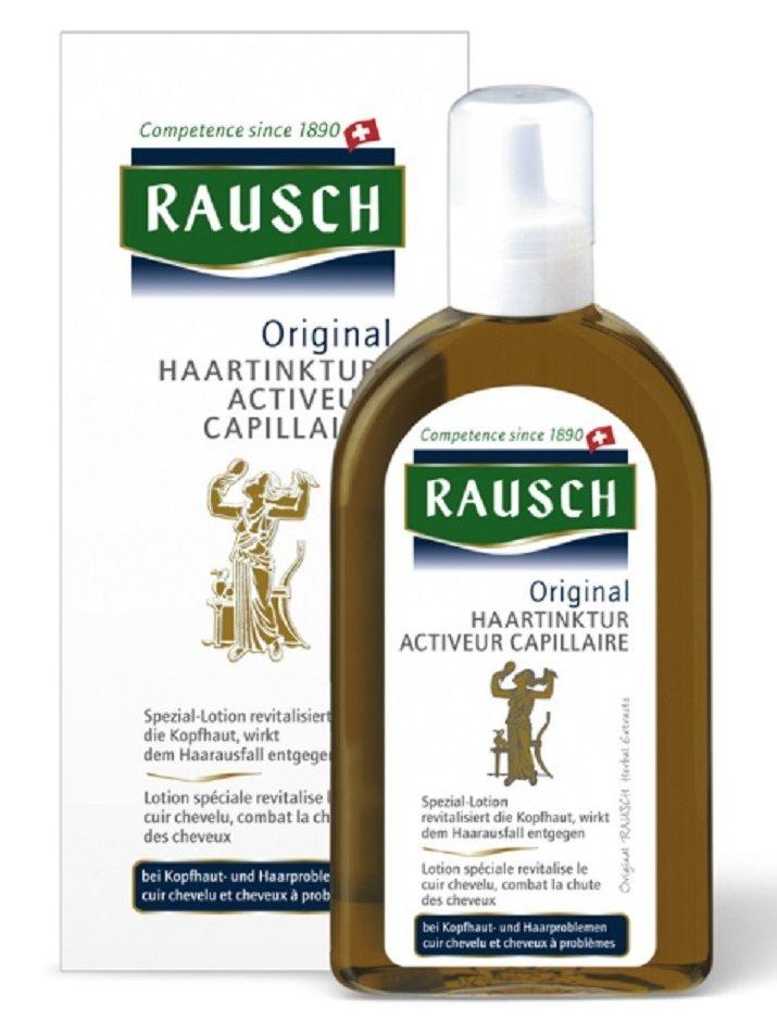 Dung dịch mọc râu Rausch 200ml (Thụy Sỹ) được nghiên cứu và sản xuất bởi Công ty Rausch Thụy Sĩ