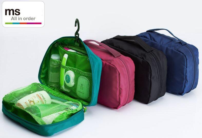 Túi đựng đồ dùng cá nhân Msquare dùng để đựng các loại mỹ phẩm, hay có thể để các vật dụng cá nhân khi bạn đi du lịch công tác