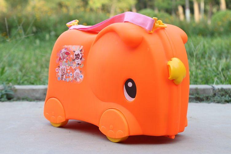 Vali đa năng chính hãng Keji siêu dễ thương dành cho các bé 7