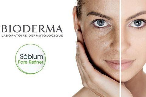 Sử dụng Bioderma Sebium Pore Refiner để có làn da tươi sáng, mịn màng