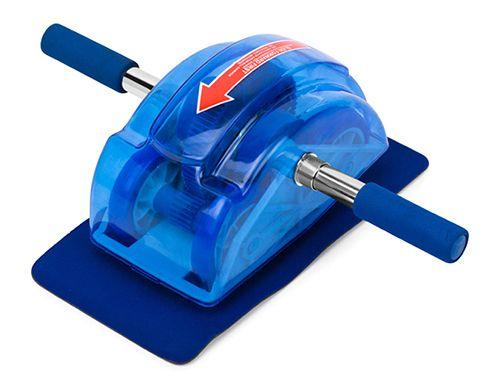 Máy tập cơ bụng Roller Slide giúp bạn sở hữu vòng eo quyến rũ