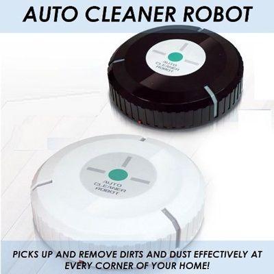 Robot hút bụi tự động Clean Robot được thiết kế thông minh với các tính năng vô cùng tiện dụng