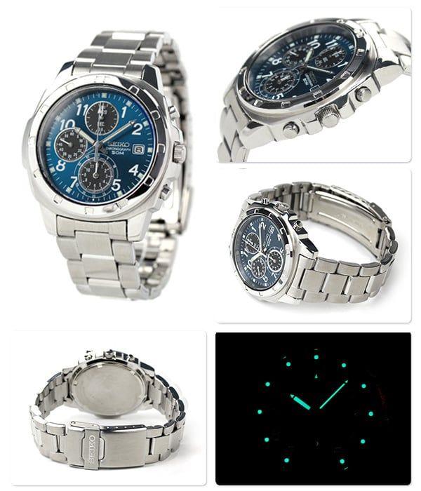 Chiếc đồng hồ Seiko SND193P hút mắt ở mọi góc cạnh