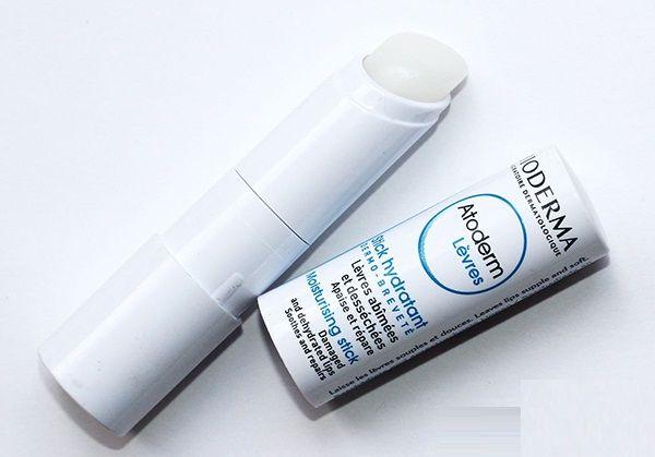 Son dưỡng môi Bioderma với thành phần 100% từ tự nhiên an toàn với làn da