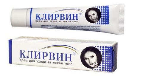 Kem trị sẹo Klirvin là loại kem trị sẹo đến từ nước Nga với thành phần thảo mộc tự nhiên làm biến mất hoàn toàn sẹo