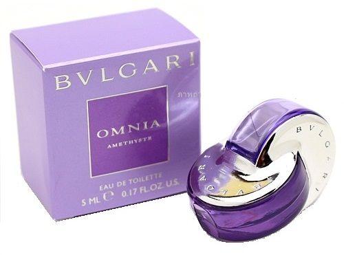 Nước hoa Bvlgari Omnia Amethyste mang vẻ óng ánh đầy màu sắc của đá thạch anh tím