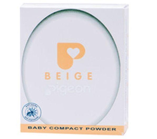 Phấn phủ Pigeon Beige (tông màu da) dành cho bạn nào mặt có nhiều khuyết điểm