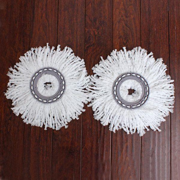 Bông lau làm bằng sợi tĩnh điện thấm hút nhanh, hút hết các bụi bẩn trên sàn