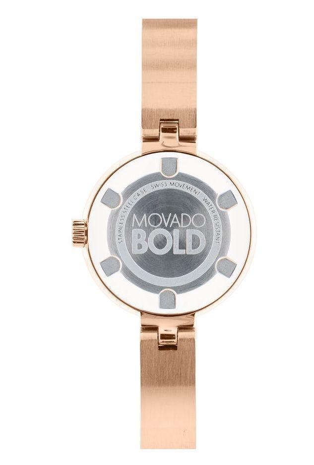 Chiếc đồng hồ sử dụng bộ máy Thụy Sỹ bền bỉ, chính xác