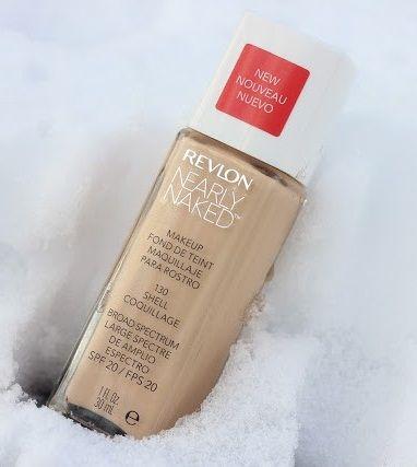 Revlon Nearly Naked phù hợp với da thường đến da hỗn hợp, da khô, và cả những cô gái hướng tới phong cách make up nhẹ nhàng