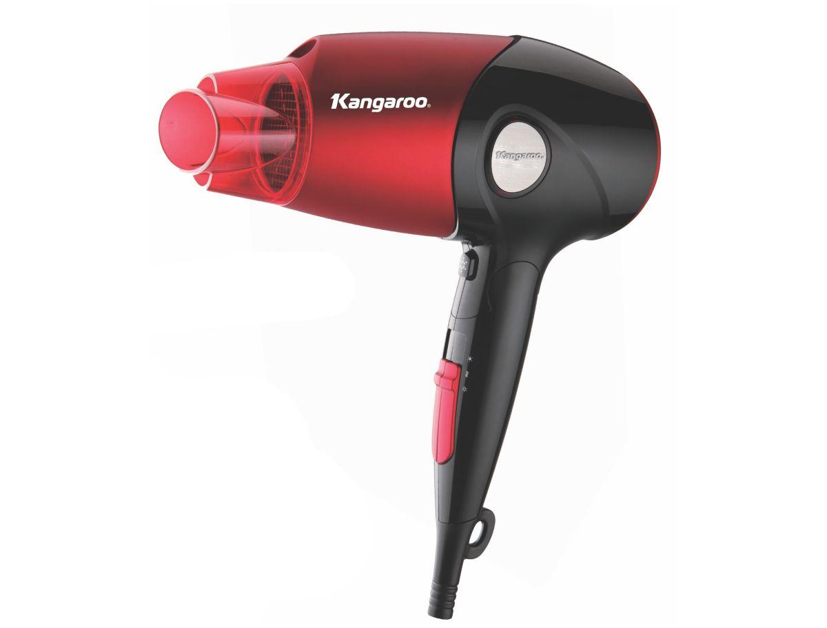 Máy sấy tóc KG626 có chức ion âm giúp tóc bóng khỏe