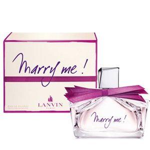 Nước hoa Marry me mang mùi hương êm dịu, đậm chất vui vẻ, hòa hợp của đôi lứa yêu nhau