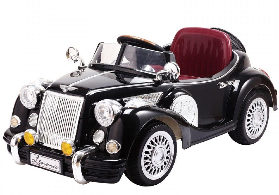 ô tô điện cho bé dmd138 đen