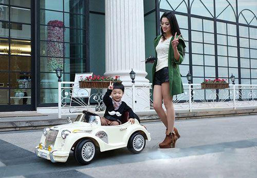 ô tô điện cho bé dmd138