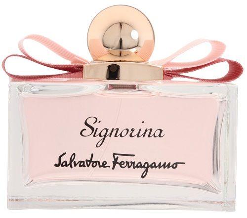 Signoria for women là mẫu nước hoa mới của thương hiệu Salvatore Ferragamo nổi tiếng