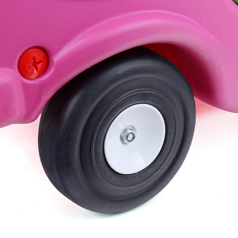 xe chòi chân cho bé hình ô tô