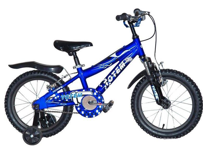xe đạp trẻ em kiểu dáng thể thao totem al 106