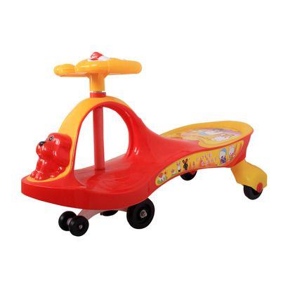 xe lắc trẻ em 518 đỏ