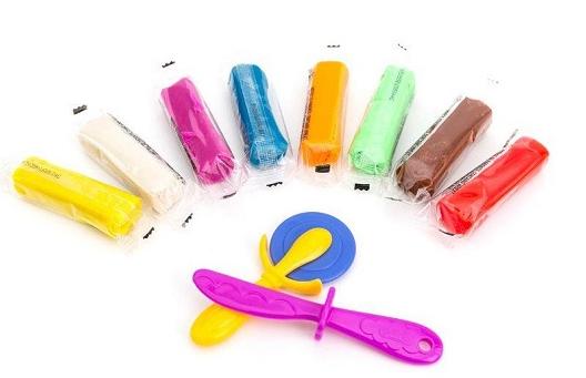 8 màu sắc để bé tha hồ tạo hình các hình tượng mà mình yêu thích