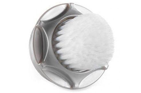 Cọ rửa mặt Satin siêu mềm với thiết kế cải tiến, tinh tế, giúp bạn dễ dàng làm sạch ngay cả những vùng da gồ ghề, khó thực hiện