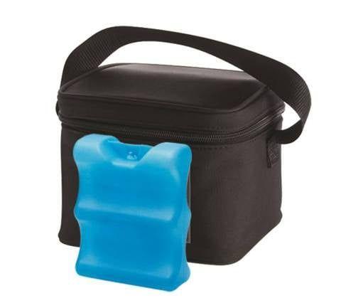 Đá khô giữ lạnh từ 8-10 tiếng giúp bảo quản chất lượng sữa tốt nhất, cần thiết với Mẹ bận rộn cả ngày dài