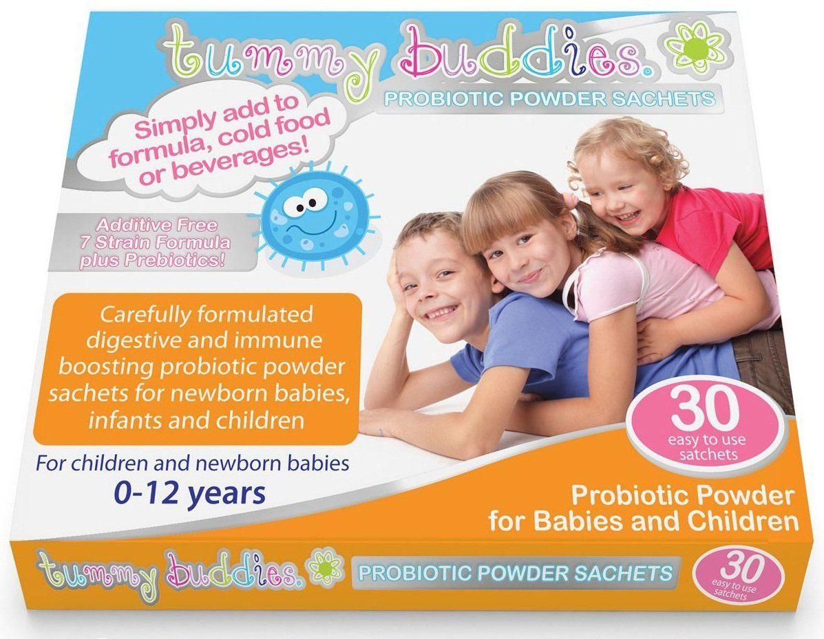 Men vi sinh Tummy Buddies chính hãng từ Anh