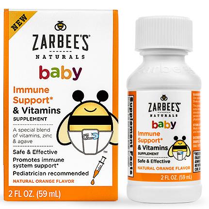 Siro Zarbee's Baby Cho Bé Từ 2 Tháng Tuổi