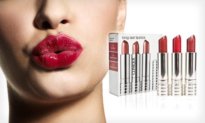 Son Clinique Long Last Soft Matte Lipstick màu sắc trẻ trung