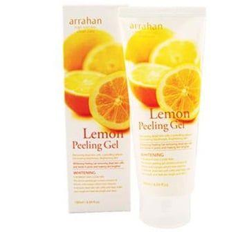 Tẩy da chết Arrahan Whitening Peeling Gel làm trắng da 4