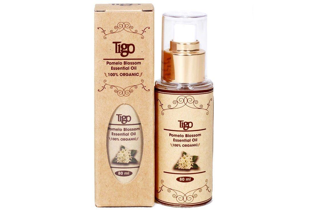 Tinh dầu hoa bưởi Tigo giảm rụng tóc, dưỡng tóc và kích thích mọc tóc