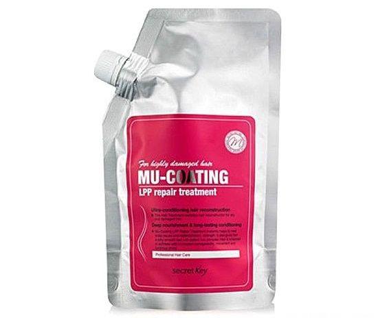 Kem ủ tóc Mu – Coating Secret Key Hàn Quốc chiết xuất từ tinh chất hoa quả