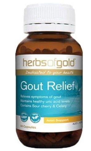Viên uống điều trị Gút - Gout Relief chính hãng từ Úc