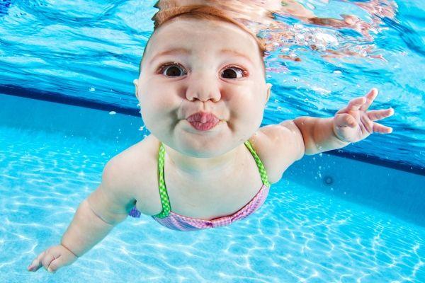 Bơi lội mang lại nhiều lợi ích tuyệt vời cho trẻ