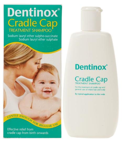 Dầu gội trị cứt trâu Dentinox (125ml được chiết xuất hoàn toàn từ thiên nhiên hữu cơ