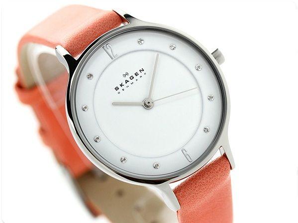 Dây đồng hồ màu cam trẻ trung, nữ tính