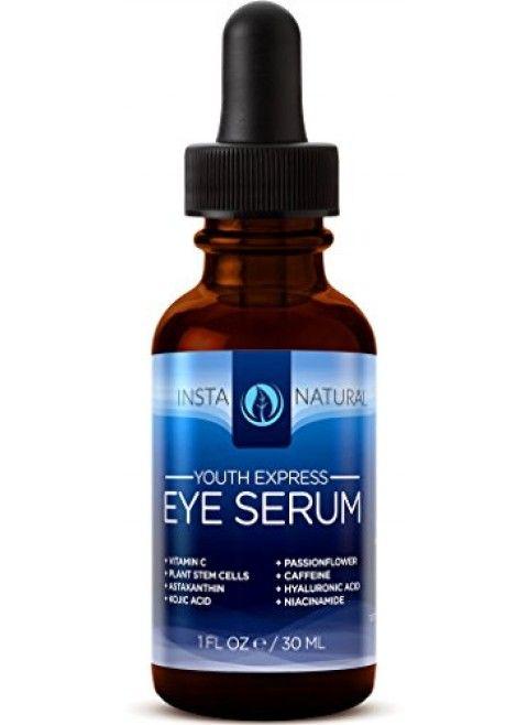 InstaNatural Youth Express Eye Serum trị thâm quầng mắt 30ml