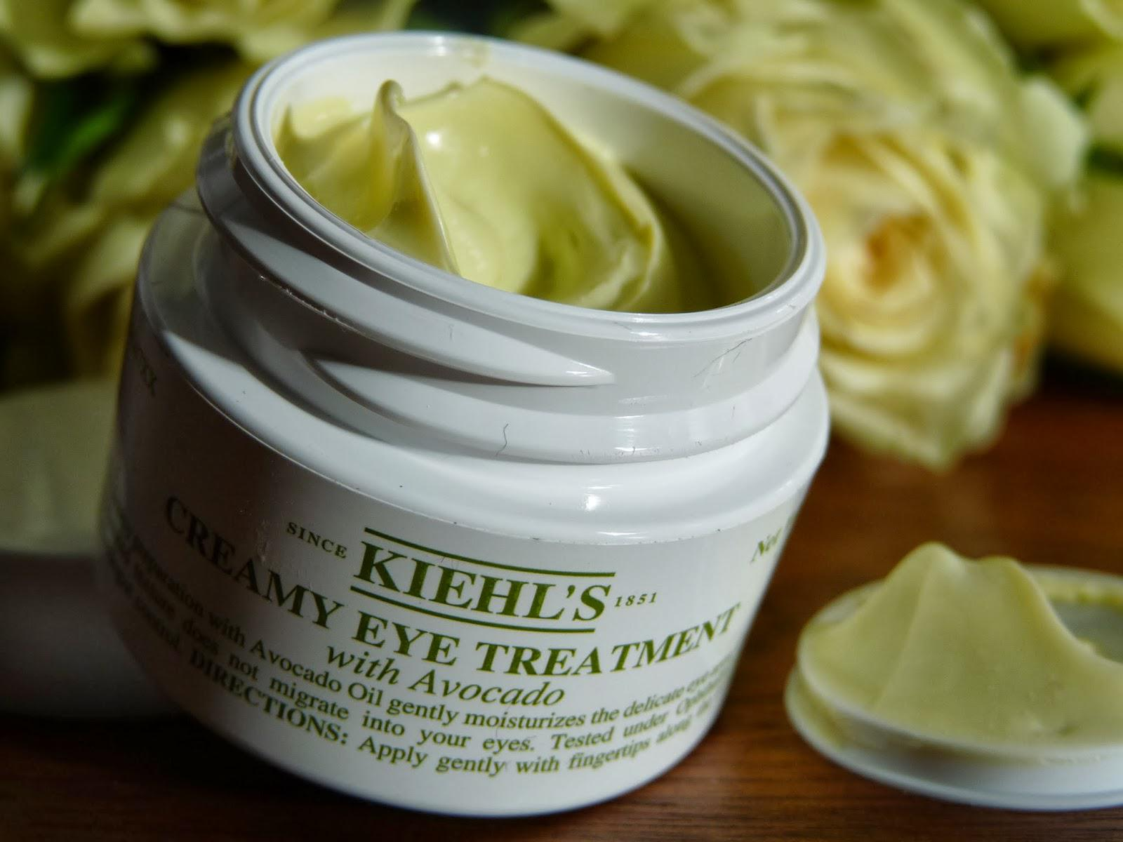 Kem dưỡng mắt Kiehl's Creamy Eye Treatment with Avocado 4