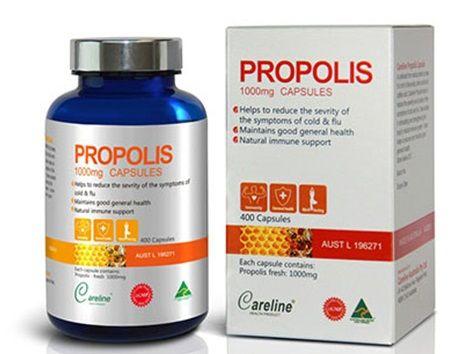 Propolis Careline 1000mg món quà ý nghĩa cho người thân