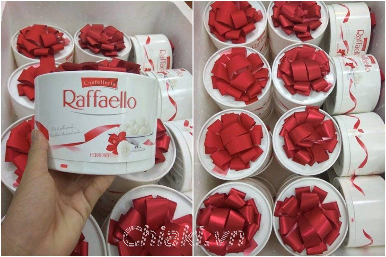 Kẹo kem dừa Raffaello 200g xuất xứ Nga