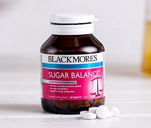 Viên uống cân bằng lượng đường trong máu Blackmores Sugar Balance