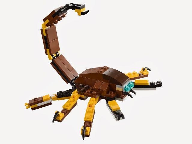 Chú bọ cạp với cái đuôi cực dũng mãnh