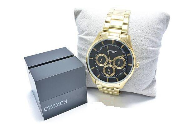 Chiếc đồng hồ Citizen nam AG8352-59E giúp tôn lên vẻ ngoài lịch lãm, nam tính của quý ông