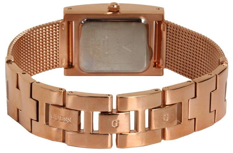 Dây đồng hồ thiết kế trẻ trung mạ vàng hồng thời thượng
