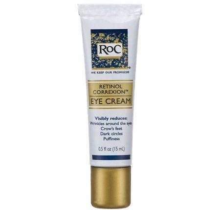 Kem dưỡng mắt RoC Eye Cream chuyên dùng để điều trị nếp nhăn mắt, quầng thâm sâu trũng
