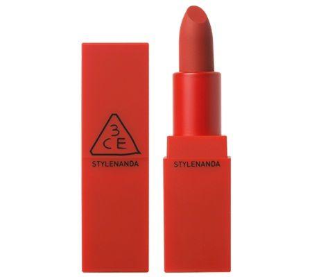 Son 3CE Red Recipe là dòng son đỏ siêu hot tiếp nối sự thành công của dòng Lily Maymac