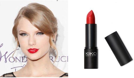 Kiko Smart Lipstick 908 True Red – đỏ từ cái tên còn là sự lựa chọn của các ngôi sao nổi tiếng