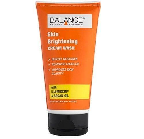 Sữa rửa mặt Balance Active Formula Skin Brightening Cream dạng kem nhẹ nhàng