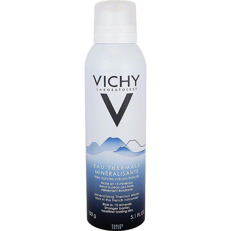 Xịt khoáng Vichy Thermal spa water với thành phần chính là nước khoáng thiên nhiên 100%